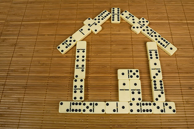 Housing Dominoes.